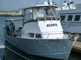 Boat Dive- Boat- Asante, Destination- Catalina Island, CA @ Asante Boat at Port's O' Call, San Pedro, CA | Los Angeles | California | United States
